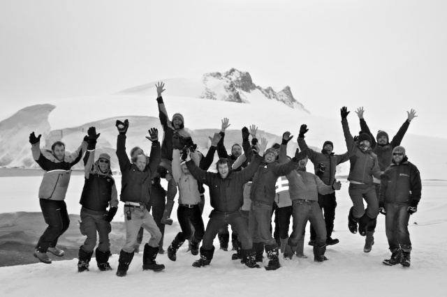 Winter team 2012